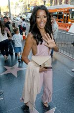 CLAUDIA JORDAN Arrives at Unforgettable Premiere in Los Angeles 04/18/2017