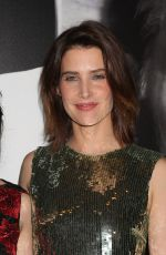 COBIE SMULDERS at Present Laughter Broadway Opening Night in New York 04/05/2017