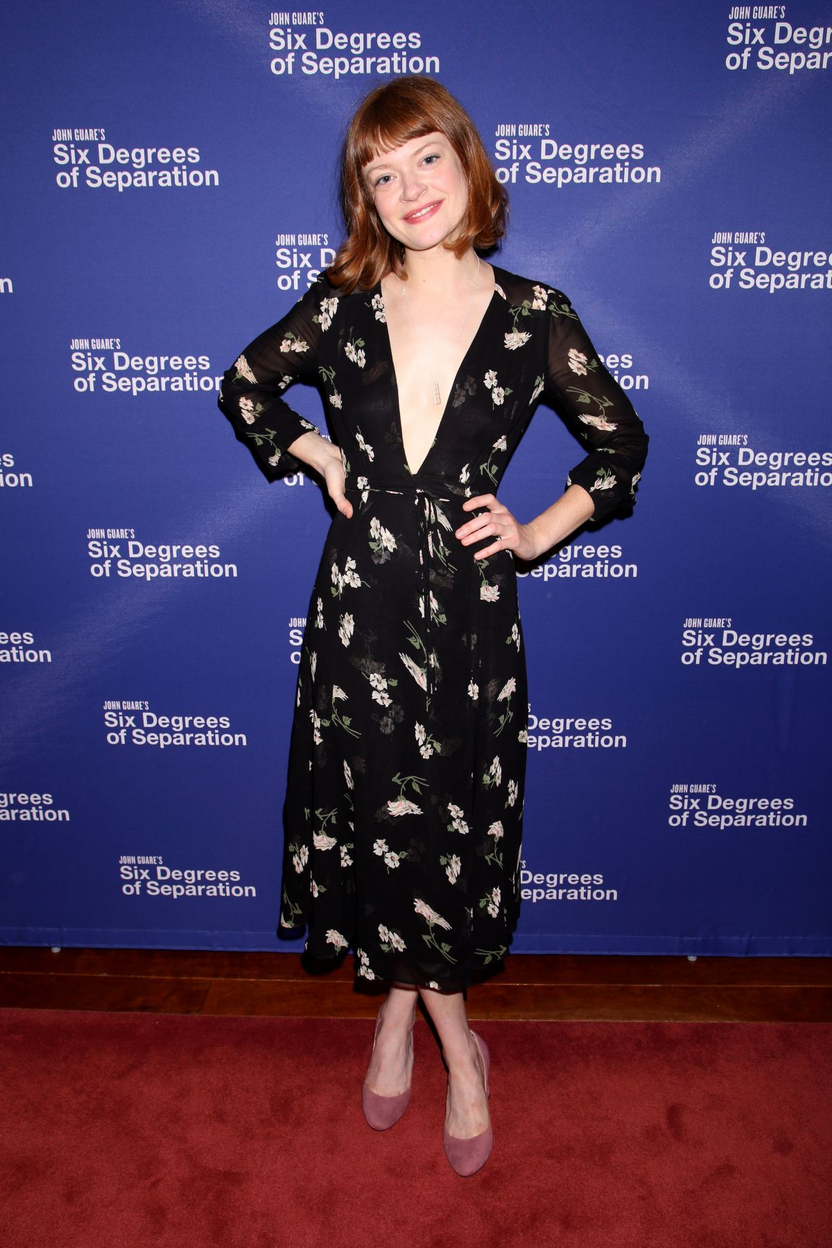 COLBY MINIFIE at Six Degrees of Separation Opening Night in New York 04/25/2017
