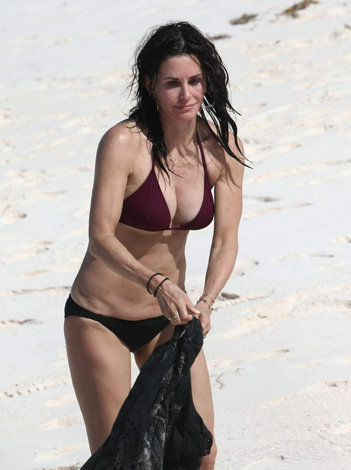 Fotos de Courtney cox bikini