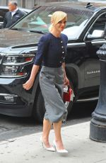 CRISTINA RICCI Arrives at Juror Welcome Lunch at Tribeca Film Festival in New York 04/20/2017