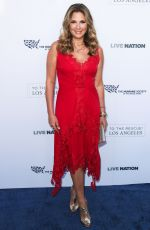 DAISY FUENTES at To the Rescue! Fundraising Gala in Los Angeles 04/22/2017