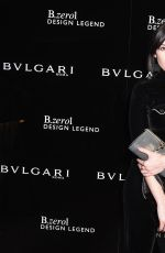 DAISY LOWE at bvlgari b.zero1 Design Legend Collection by Zaha Hadid in New York 04/11/2017