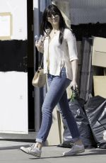 DAISY LOWE Out and About In Primrose Hill 04/06/2017