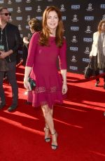 DANA DELANY at 2017 TCM Classic Film Festival Opening Night in Los Angeles 04/06/2017
