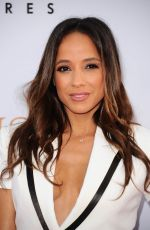 DANIA RAMIREZ at The Promise Premiere in Hollywood 04/12/2017