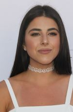 DANIELLA MONET at To the Rescue! Fundraising Gala in Los Angeles 04/22/2017