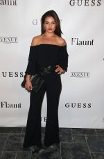 DANIELLE CAMPBELL at Flaunt and Guess Celebrate Alternative Facts Issue in Los Angeles 04/11/2017