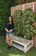 DANIELLE CAMPBELL at Lucky Lounge Presents Desert Jam in Indio 04/15/2017