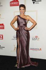 DANNII MINOGUE at 2017 Logie Awards in Melbourne 04/23/2017