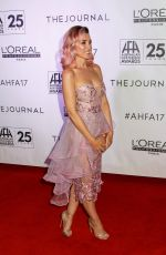 DANNII MINOGUE at Australian Hair Fashion Awards in Sydney 04/02/2017