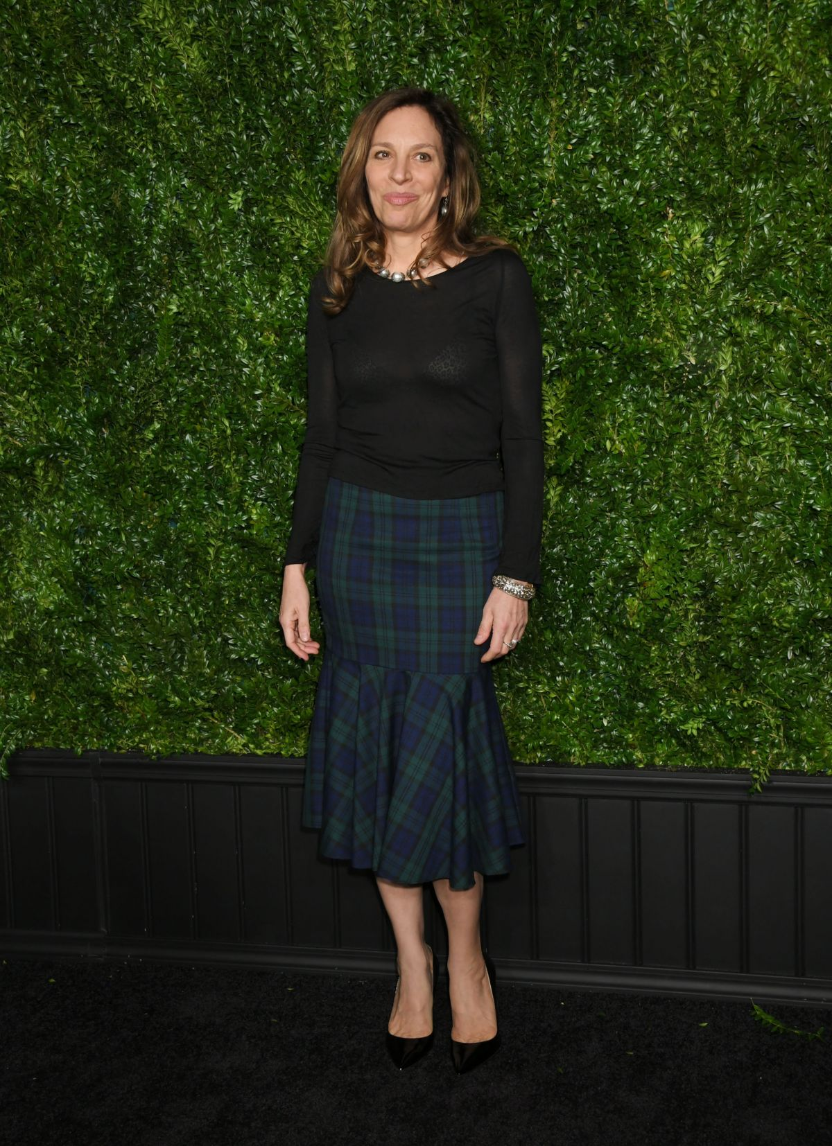 DAPHNA KASTNER at Chanel Artists Dinner at Tribeca Film Festival in New York 04/24/2017