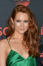 DARBY STANCHFIELD at Scandal 100th Episode Celebration in Los Angeles 04/08/2017