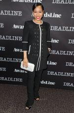 DAWN-LEN GARDNER at Contenders Emmys Presented by Deadline in Los Angeles 04/09/2017