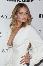 DEBBY RYAN at Marie Claire Celebrates Fresh Faces in Los Angeles 04/21/2017