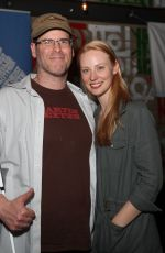 DEBORAH ANN WOLL at Shelter for All Campaign Event in Los Angeles 04/20/2017