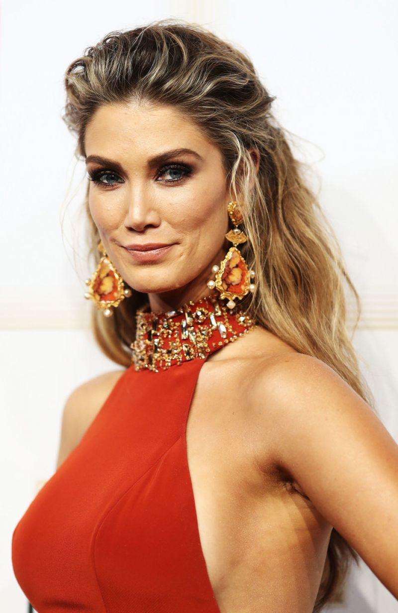 DELTA GOODREM at 2017 Logie Awards in Melbourne 04/23/2017