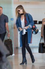 DELTA GOODREM at Airport in Adelaide 04/16/2017