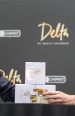 DELTA GOODREM at Her New Delta Perfume Launch in Melbourne 04/11/2017