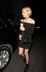 DIANE KRUGER at Mr Chow in Beverly Hills 04/27/2017