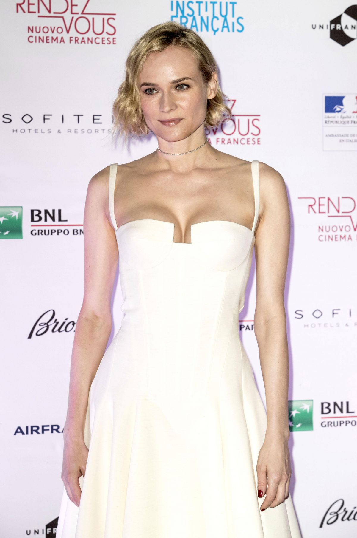 DIANE KRUGER at Rendez-Vous Photocall at ROme Film Fest 04/05/2017