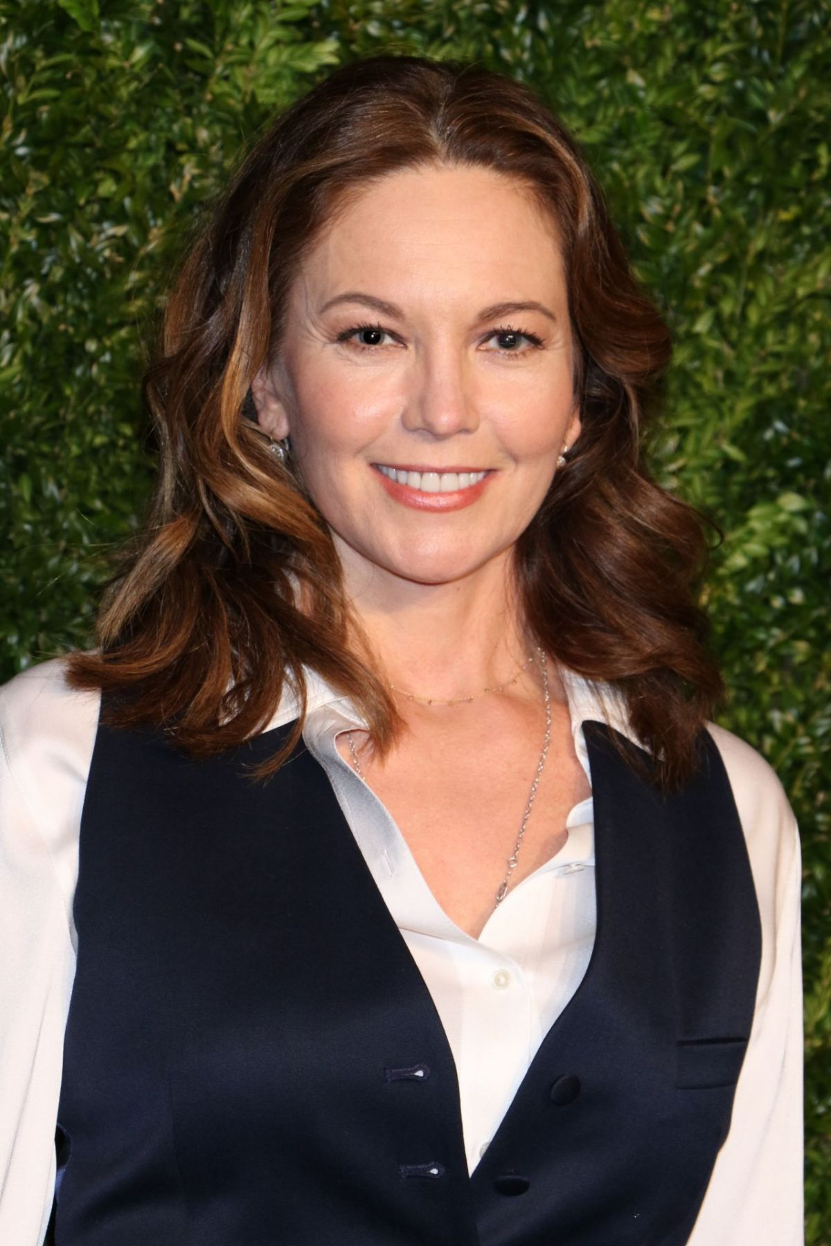 DIANE LANE at Chanel Artists Dinner at Tribeca Film ...