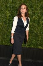 DIANE LANE at Chanel Artists Dinner at Tribeca Film Festival in New York 04/24/2017