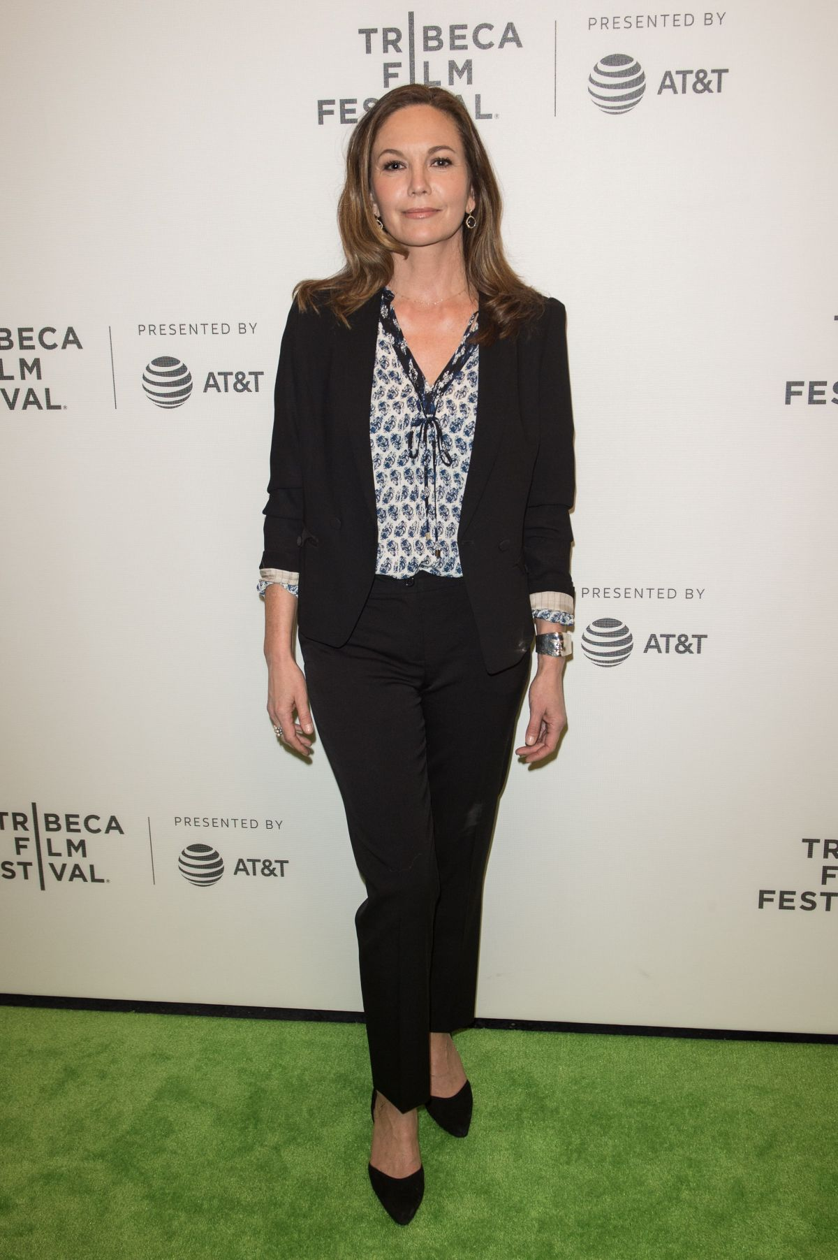 DIANE LANE at From the Ashes Premiere at Tribeca Film ...