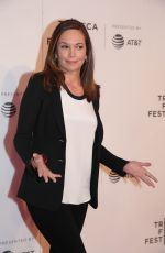 DIANE LANE at Paris Can Wait Premiere at 2017 Tribeca Film Festival 04/25/2017