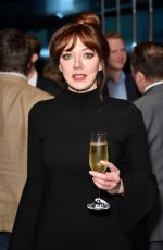 DIANE MORGAN at British Academy Television and Craft Awards Nominees Party in London 04/20/2017