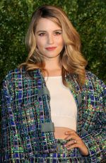 DIANNA AGRON at Chanel Artists Dinner at Tribeca Film Festival in New York 04/24/2017