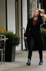 DIANNA AGRON Out and About in New York 04/26/2017