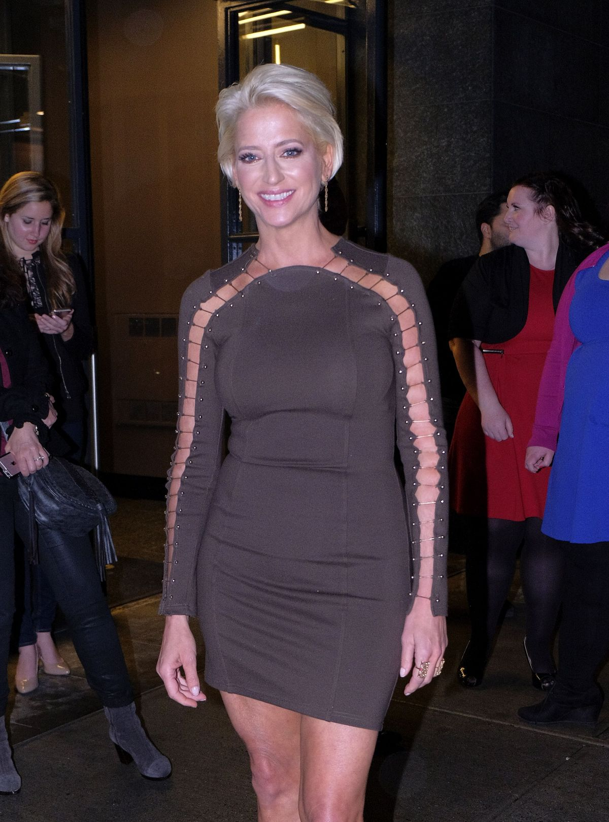 DORINDA MEDLEY at Watch What happens Live in New York 04/26/2017