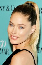 DOUTZEN KROES at 150 Years of Women, Fashion and New York Celebration in New York 04/19/2017