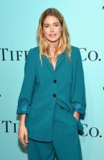 DOUTZEN KROES at Tiffany & Co. 2017 Blue Book Collection Gala in New York 04/21/2017