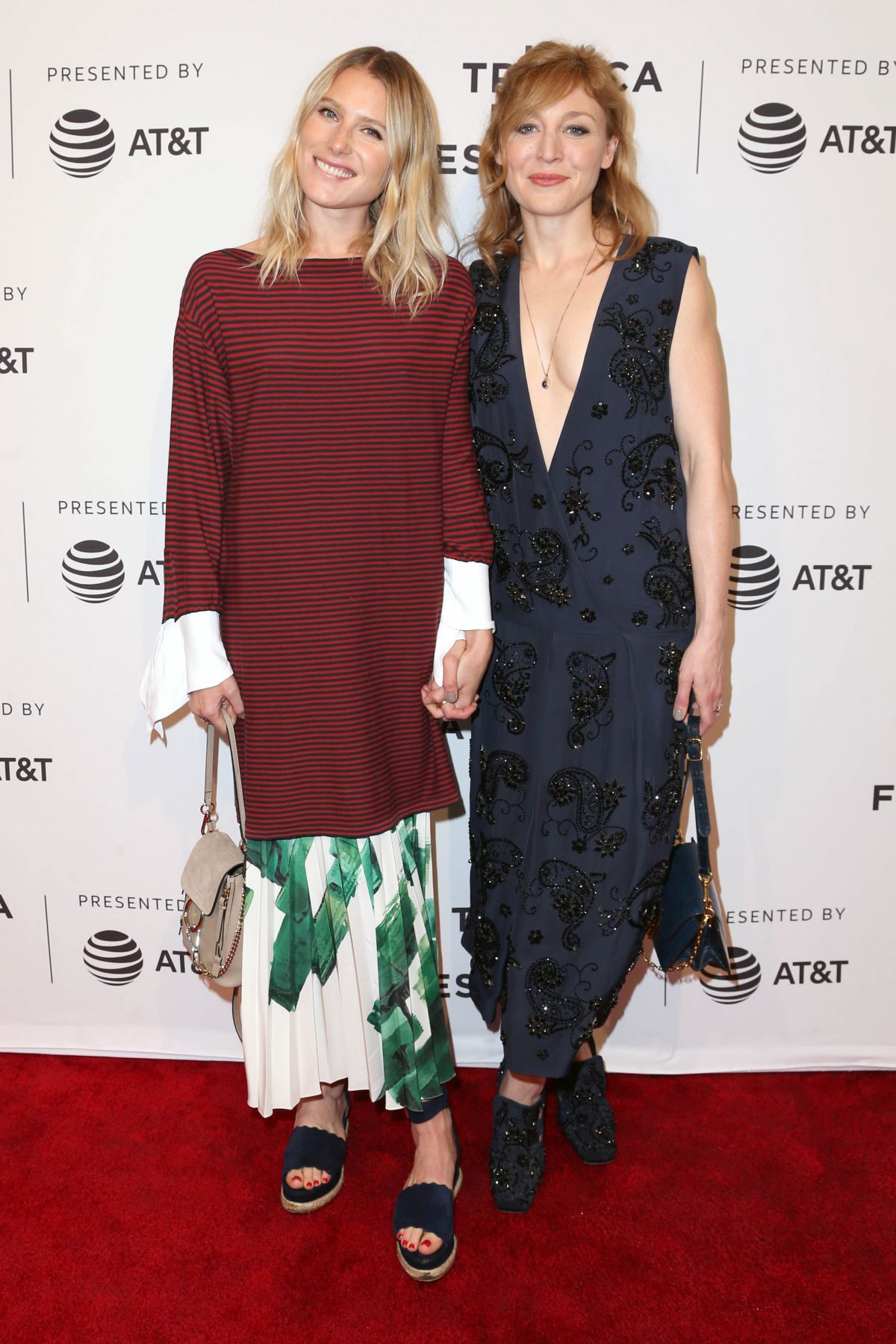 DREE HEMINGWAY and JULIET RYLANCE at Love After Love Screening at 2017 Tribeca Film Festival in New York 04/22/2017