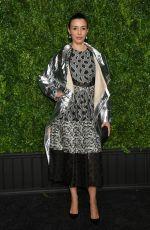 DRENA DE NIRO at Chanel Artists Dinner at Tribeca Film Festival in New York 04/24/2017