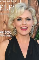 ELAINE HENDRIX at To the Rescue! Fundraising Gala in Los Angeles 04/22/2017