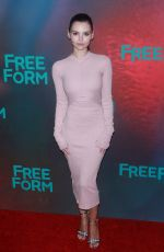ELINE POWELL at 2017 Freeform Upfront in New York 04/19/2017