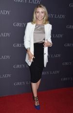 ELISE LUTHMAN at Grey Lady Premiere in Los Angeles 04/26/2017