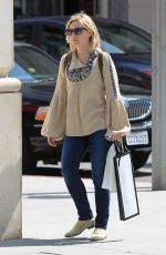 ELISHA CUTHBERT Out Shopping in Beverly Hills 04/24/2017