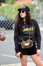 ELIZA DOOLITTLE Out and About in Los Angeles 04/26/2017
