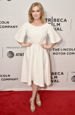ELIZA TAYLOR at Thumper Premiere at 2017 Tribeca Film Festival in New York 04/20/2017