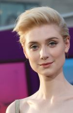 ELIZABETH DEBICKI at Guardians of the Galaxy Vol. 2 Premiere in Hollywood 04/19/2017