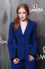 ELLIE BAMBER at Lost in Spce Anniversary Party in London 04/26/2017