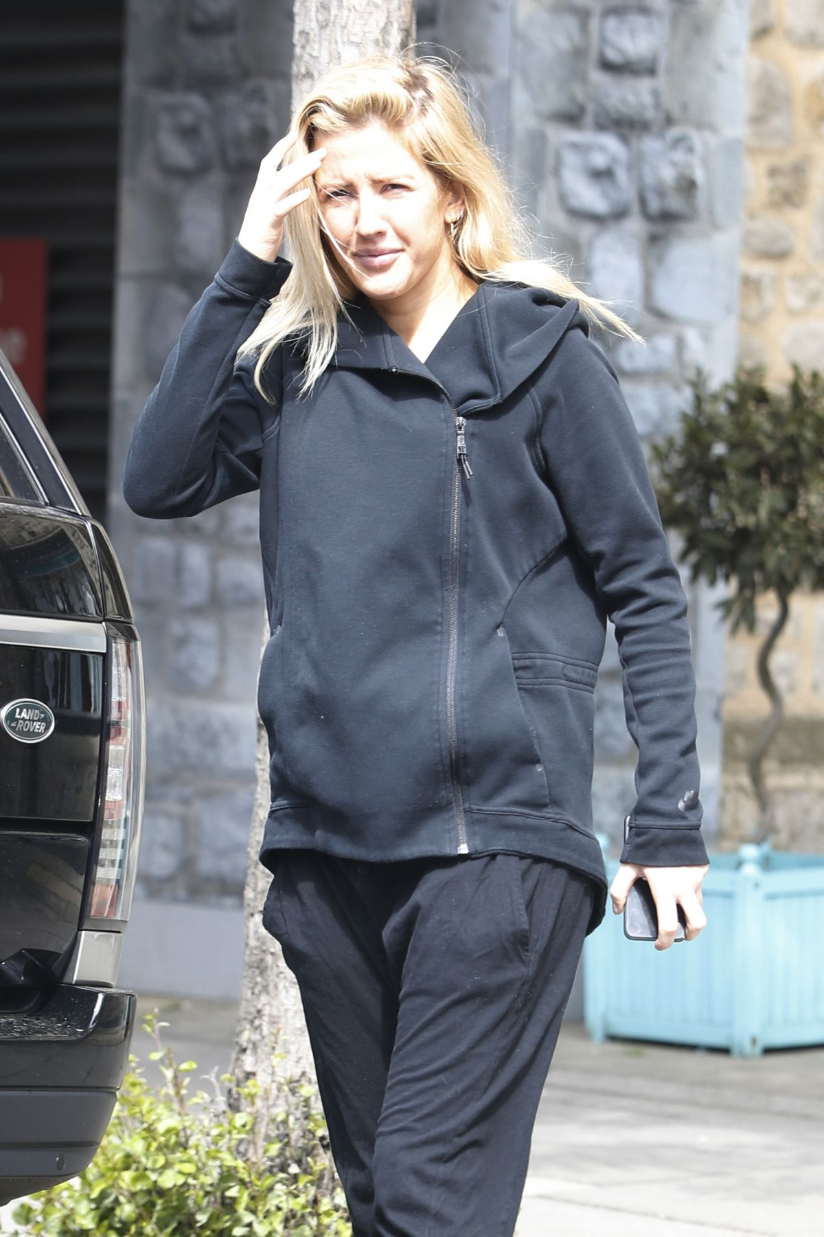 ELLIE GOULDING Out and About in Notting Hill 04/26/2017