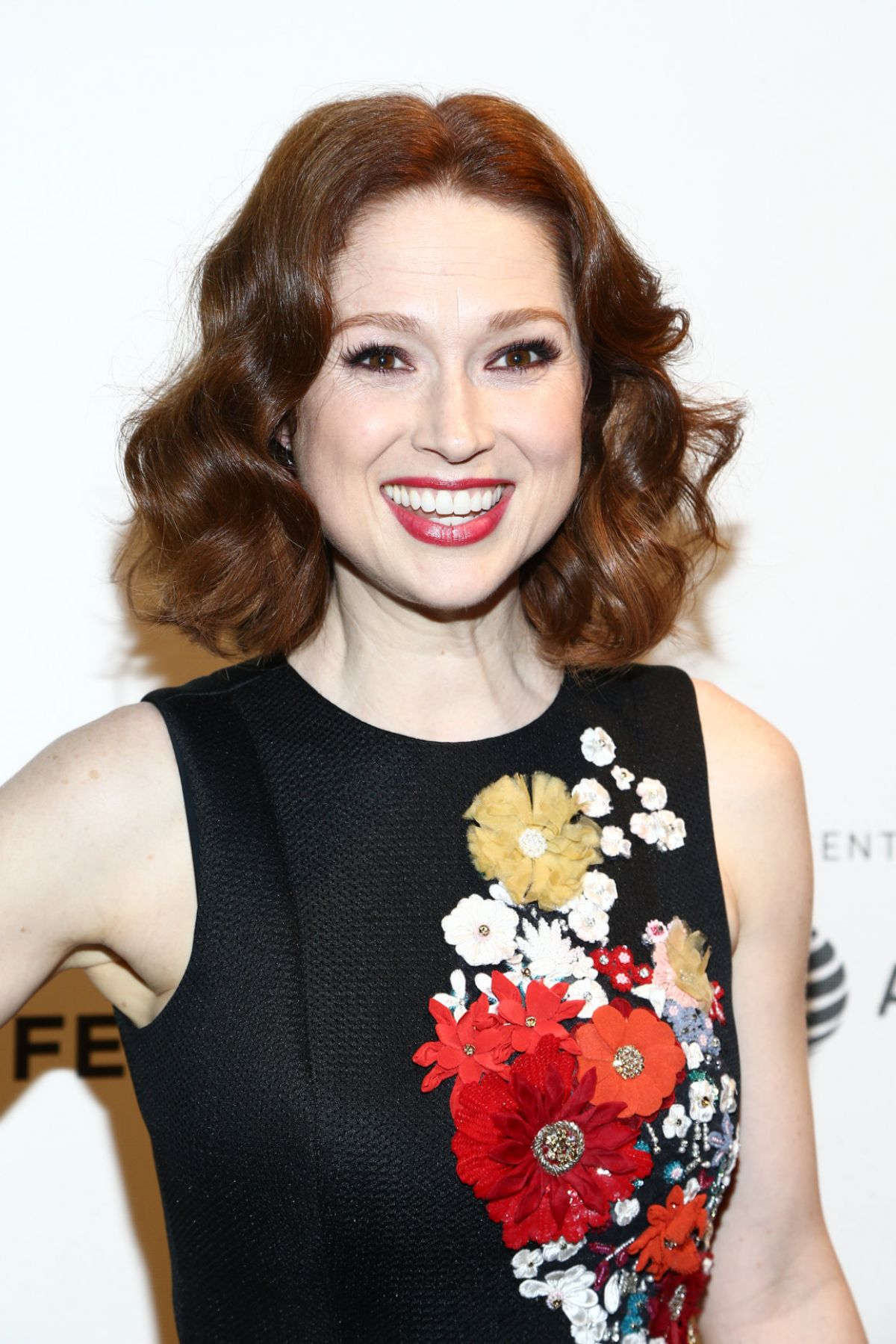 ELLIE KEMPER at Unbrekable Kimmy Schmidt Screening at 2017 Tribeca Film Festival 04/28/2017
