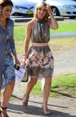 ELSA PATAKY Arrives at L
