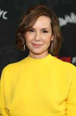 EMBETH DAVIDTZ at Ray Donovan Season 4 Event in Los Angeles 04/11/2017