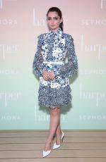 EMILY ROBINSON at Harper's Bazaar Party in Los Angeles 04/26/2017